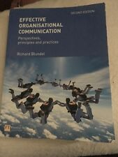 Effective Business Communication: Perspectives, principles and practices by...
