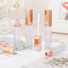 DIY Lip Gloss Containers Reusable Empty Lipgloss Balm Best Tube Bottles Tra T4B7