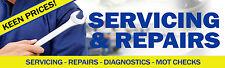 6 PIEDI x 2ft manutenzione e riparazione Banner DIAGNOSTICS TOOL Vauxhall VOLKSWAGEN