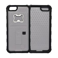 Multifunktionshülle Case Cover Schutzhülle Handyhülle für iPhone 6 / 6S weiß