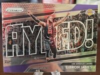 2018-19 Prizm LeBron James Get Hyped! 🔥🔥🔥