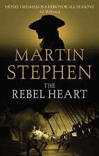The Rebel Heart,Stephen, Martin,New Book mon0000092564