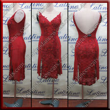 LATIN RHYTHM SALSA BALLROOM COMPETITION DANCE DRESS (LS409)