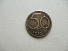 Gute Einzelstück österreichische Münzen vor Euro-Einführung