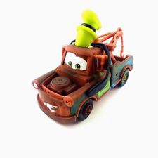Cars Movie Toys Goofy Mater Diecast Toy Car 1:55 Loose Kid Vehicle Tow Mater New