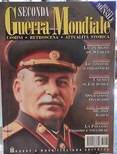 RIVISTA SECONDA GUERRA MONDIALE Purghe di Stalin Nemici di Churchill Normandia