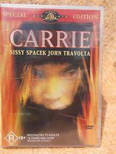 CARRIE(SPECIAL EDITION)SISSY SPACEK JOHN TRAVOLTA DVD R R4