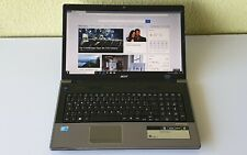 "Acer Aspire 7745G,17,3""/ Intel i5  2.40GHz/ 8GB RAM , 1TB  SSHD / Blu-Ray ,Win10"