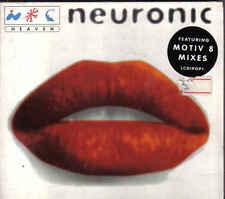 Neuronic-Heaven cd maxi single 7 tracks digipack