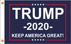 TRUMP FLAG 6x10 FEET KEEP AMERICA GREAT BANNER HUGE 45TH AMERICAN PRESIDENT FLAG