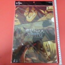 Attack On Titan Eren Yeager Female Titan Clear File Anime Japan/g723
