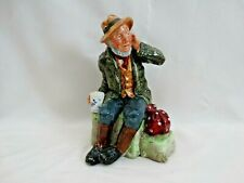 """Royal Doulton Character Figurine-""""Owd Willum"""" Hn 2042 Copr1948 England Excellent"""