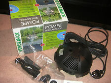 Verdemax 8701 800lph Arancio Series Lagomax Pump with Water Plays & Flow Control