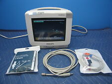 Philips MP5T IntelliVue Color Portable Transport Patient Monitor 60 Day Warranty