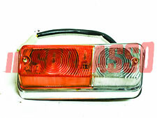FANALINO ANTERIORE DESTRO PLASTICA BIAN/ARA ALFA ROMEO 1750 2000 BERLINA CARELLO