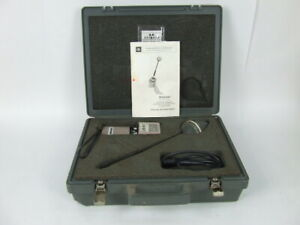 Raham 484 Radiation Meter model 4A with 84C probe *Tested*