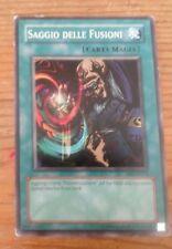 SAGGIO DELLE FUSIONI   Yu-Gi-Oh! > Jaden Yuki (DP1) / DP1  COMUNE - nr 15