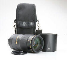 NIKON AF - S Nikkor 80-400 mm 4.5-5.6 G Ed VR + Very Good (227270)