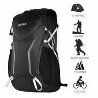 Ultra-light Outdoor Backpack Waterproof Mountaineering Climbing Bag Rucksack USA