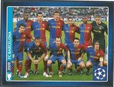 Soccer trading cards uefa champions league 2013 2014 season ebay panini uefa champions league 2013 14 623 2009 barcelona team photo voltagebd Choice Image