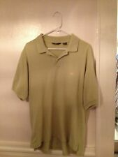 Brooks Brothers Sports Light Green 2 Button Collar Polo Shirt Cotton sz L large