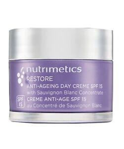 Nutrimetucs Restore Anti-Ageing Day Crème SPF 15 60ml