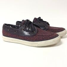 Sperry Top Sider Womens 9 Boat Shoe L