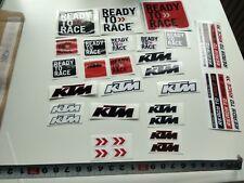37x KTM  Aufkleber Sticker Decal Autocollant SX EXC LC4 RC8 Adventure SMR