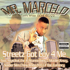 New: C-Murder, Mystikal, Mr. Marcelo: Streetz Got Luv 4 Me Explicit Lyrics Audio