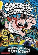 Captain Underpants & Wrath/Wed by D. Pilkey (Paperback, 2001)