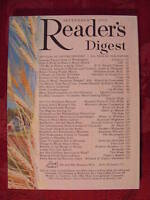 Readers Digest September 1955 James Michener Indonesia Henry A Wallace Rolligon