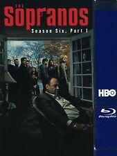 The Sopranos ~ Complete Sixth Season 6 Six , PART 1 ~ BRAND NEW BLU-RAY SET