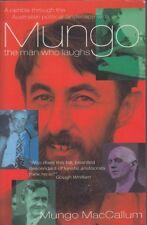 Mungo MacCallum MUNGO: THE MAN WHO LAUGHS 2002 SC Book