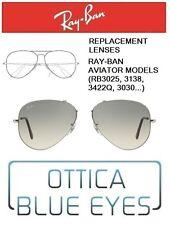 Lenti di Ricambio RAYBAN AVIATOR MODELS Replacement Lenses Ray Ban RB3025 32