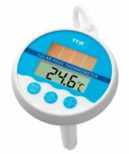 TFA-Dostmann 30.1041 Digitales Poolthermometer Solar