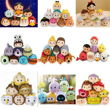 "197 Styles Disney TSUM TSUM Mickey Perry Mini Plush Toys Screen Cleaner 3.5""/9cm"