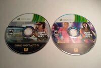 Grand Theft Auto IV -- Complete Edition (Microsoft Xbox 360, 2010) MINT DISCS