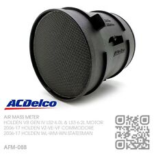 ACDELCO AIR FLOW METER V8 GEN IV LS3 6.2L [HOLDEN VF COMMODORE & WN CAPRICE]