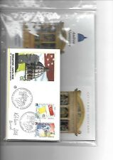 Vatikan Jahrgang 2006 auf FDC komplett