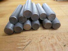 """(12) Ameribolt 316 Stainless Steel 1/2-13 x 2-1/2"""" Fully Threaded Studs Grade B8"""