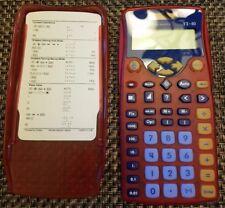 Texas Instruments Scientific Calculator TI-10 - NEW