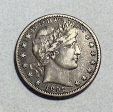 1897-O Barber 50c Half Dollar
