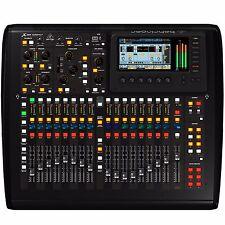 Behringer X32 Compact Digital Firewire Usb Midi Studio Live R&R Recording Mixer