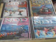 Neuer Deutscher Dancefloor   Vol.1,2,3,4  Stufe 1,2,3,4     Sammlung