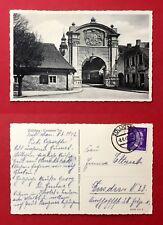 AK ZÜLLICHAU bei Posen 1942 Crossener Tor    ( 41629