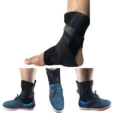 Support Guard Foot Drop Ankle Brace Achilles Tendon Plantar fasciitis Stabilizer