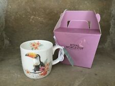 Wrendale Designs tropical Toucan bird bone china mug