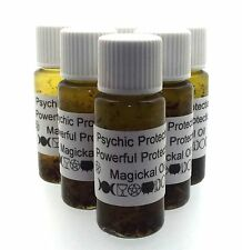 Protezione psichica infuso di erbe Botanico Olio