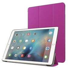 Smart Cover Purple Cover for New Apple iPad 9.7 2017 Cover Pouch Case Protection