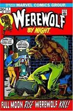 Essential Werewolf By Night Volume 1 TPB (Essential (Marvel Comics)) (v. 1)